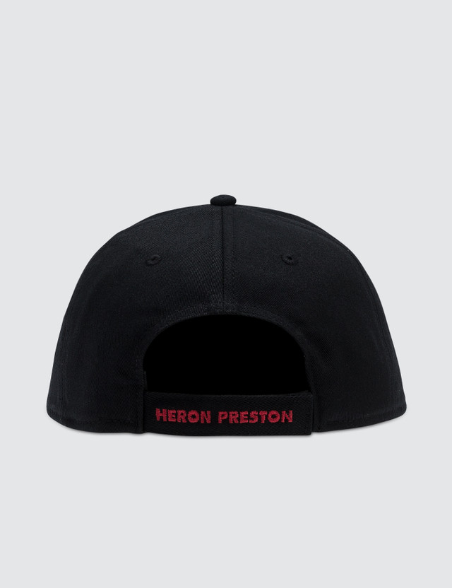 Heron Preston Ctnmb Embroidery Baseball Cap