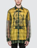 Raf Simons L/S Transparent Shirt 사진