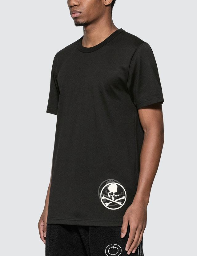 Mastermind World Back Skull Logo Print T-Shirt