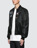SSS World Corp Eagle Bomber Jacket