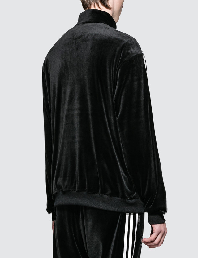 Adidas Originals Have A Good Time x Adidas Velour Track Jacket