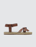 Loewe Gate Sandals Picture