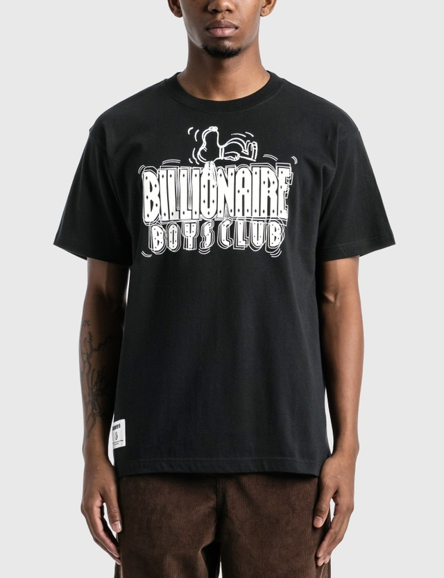 Billionaire Boys Club Billionaire Boys Club x Peanuts Straight Logo T-Shirt