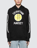 Chinatown Market Smiley Logo Chain Hoodie Picture