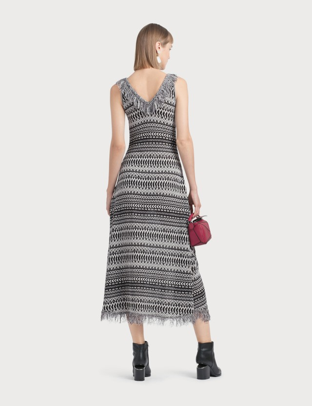Loewe Lurex Knit Dress