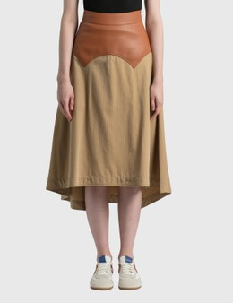 Loewe Long Obi Skirt