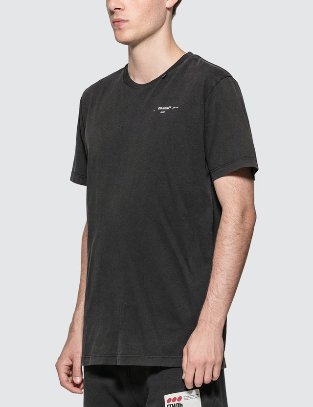 Off-White Abstract Arrows Slim T-Shirt