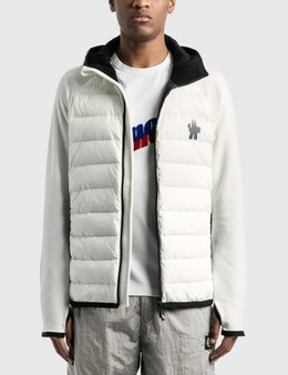 Moncler Grenoble Down Fleece Jacket