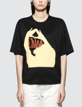 Chloé Oversized Printed Cotton Jersey T-shirt Picture