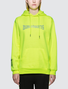 WASTED PARIS | Wasted Paris London Reflective Hoodie | Goxip
