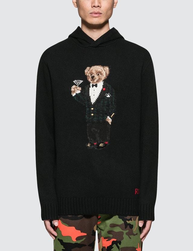 Polo Ralph Lauren - Martini Bear Hoodie  7fb8bf331855