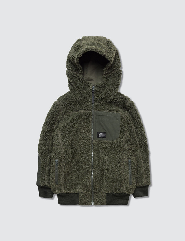Madness Kids Fleece Jacket