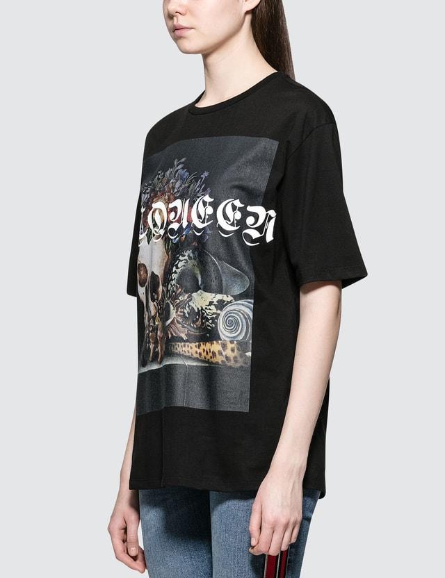 Alexander McQueen Still Life Skull Over T-shirt
