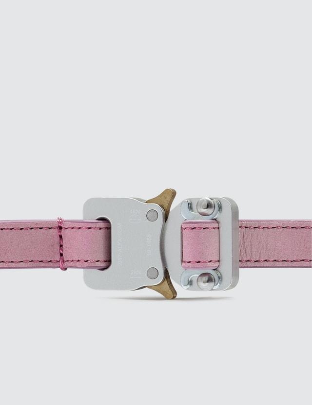 1017 ALYX 9SM Small Monogram Rollercoaster Belt