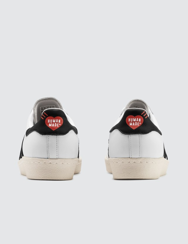 Adidas Originals Human Made x Adidas Consortium Superstar 80s