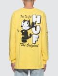 Huf Felix Santee L/S T-Shirt Picture