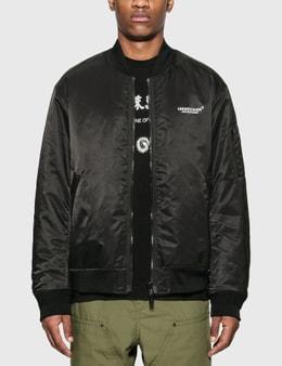 Undercover Reversible Bomber Jacket