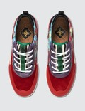 Stratica International Wilshire Sneakers Red Men
