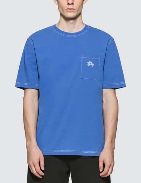 40d5c3c3 Stussy · Branding Pocket T-shirt