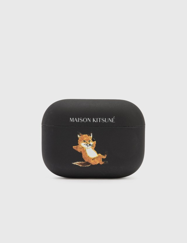 Maison Kitsune Chillax Fox AirPods Pro Case Dark Navy Dn Women