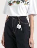 Palm Angels Logo AirPods Case