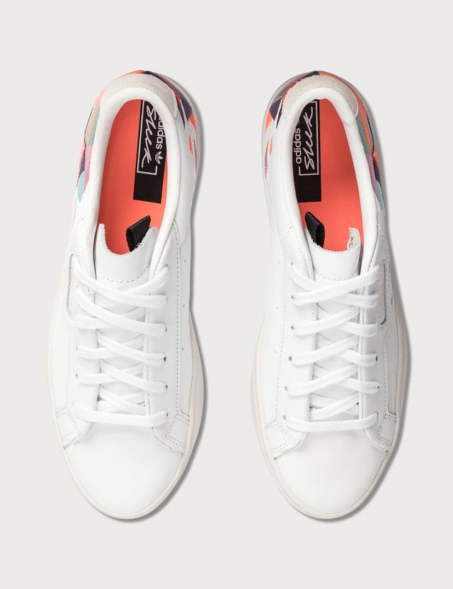 Adidas Originals Adidas Sleek Ftwr White/tech Purple/crystal White Women