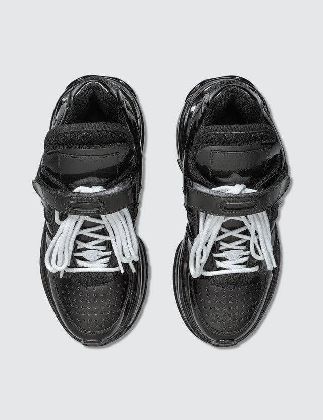 Maison Margiela Retro Low Fit Metallic Sneakers