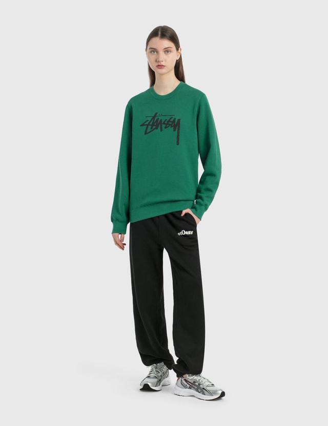 Stussy Stock Crew Sweatshirt