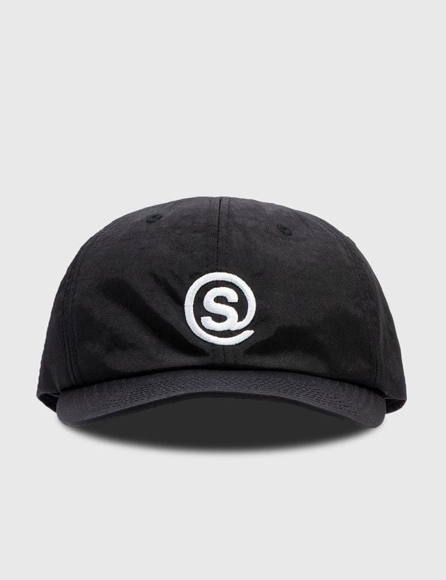 Stussy Washed Nylon Symbol Low Pro Cap