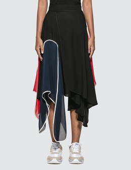 JW Anderson Petal Skirt