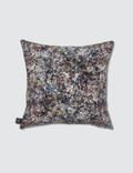 "Medicom Toy Sync.-Jackson Pollock Studio ""Jackson Pollock 2""Square Cushion Picture"