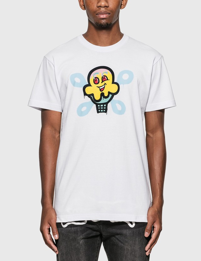 Icecream Wrench T-Shirt White Men