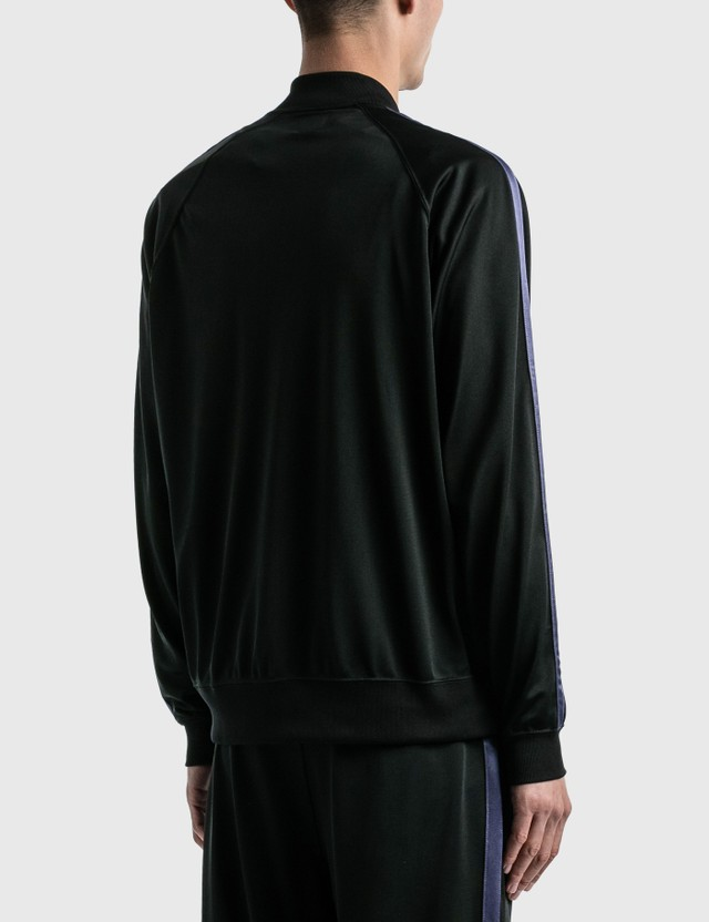 Needles S.L. Rib Collar Jacket Black Men