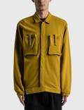 GR10K Geared Tracktop Shirt Eco Oil Men