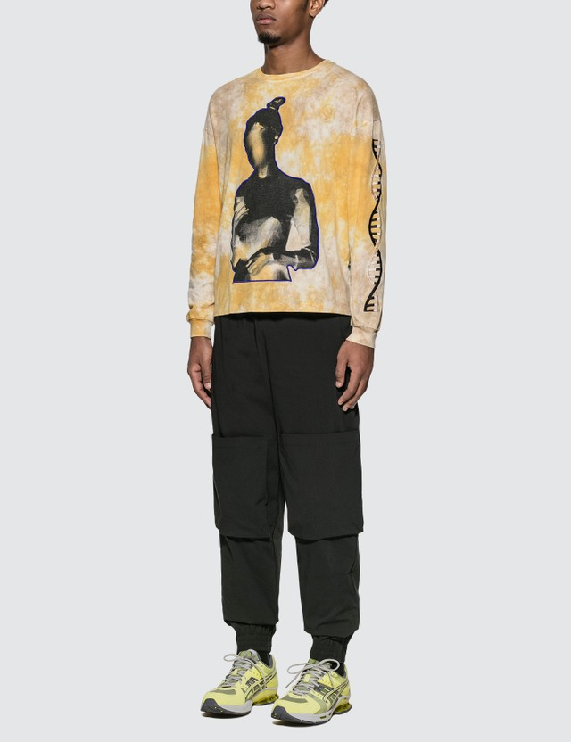 Perks and Mini DNA Oversized Long Sleeve T-Shirt =e30 Men