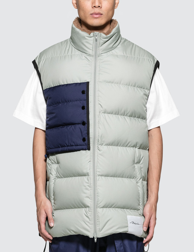 3.1 Phillip Lim Oversized Down Vest
