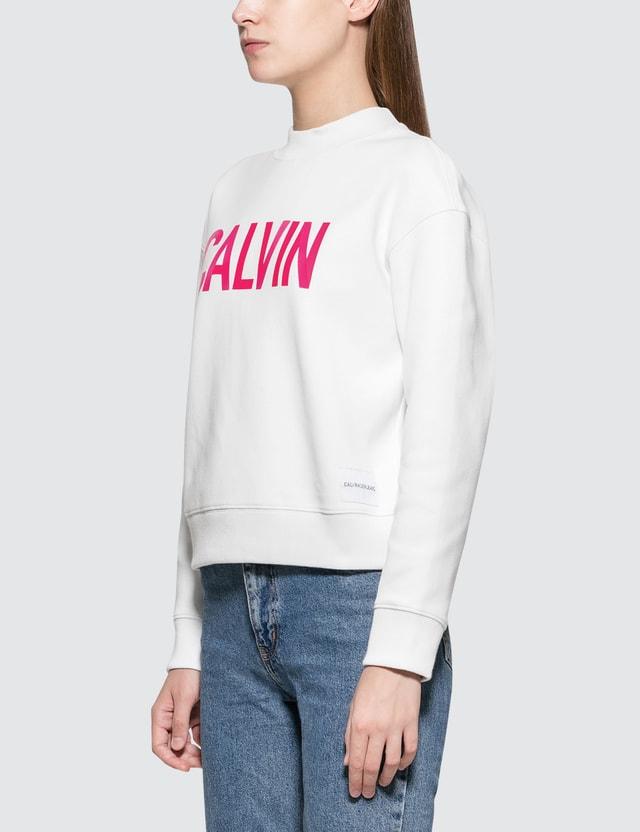 Calvin Klein Jeans Calvin Logo Sweatshirt