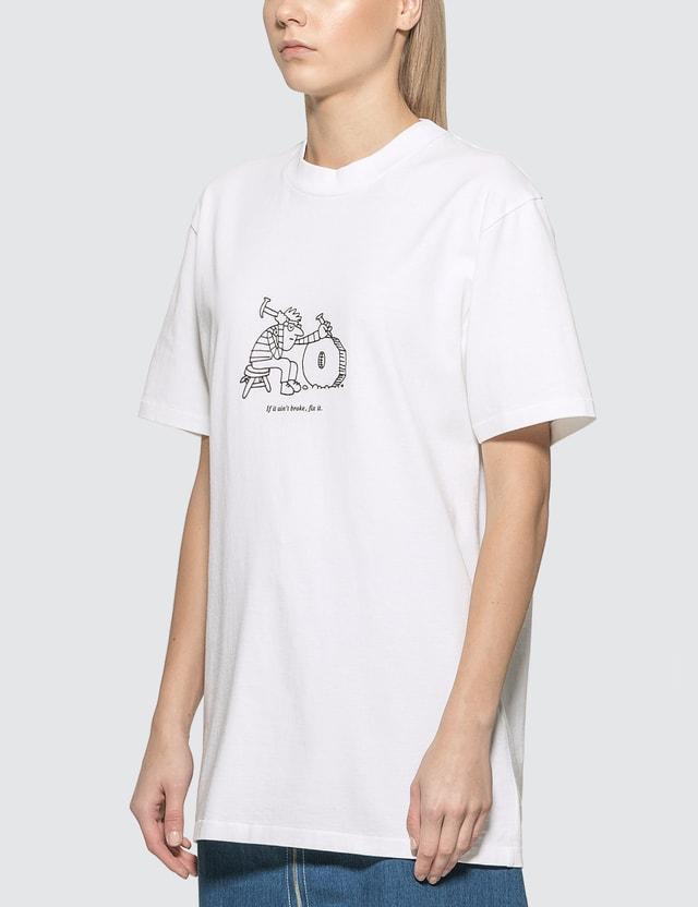A.P.C. A.P.C. x JJJJound Rough T-Shirt
