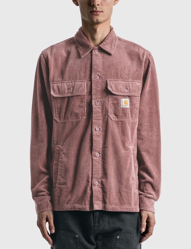 Carhartt Work In Progress Dixon Shirt Jacket Malaga Men