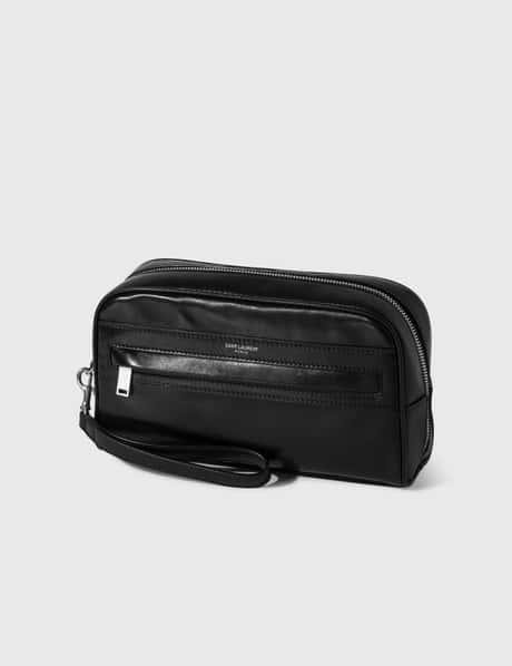 생 로랑 Saint Laurent Camera Leather Pouch