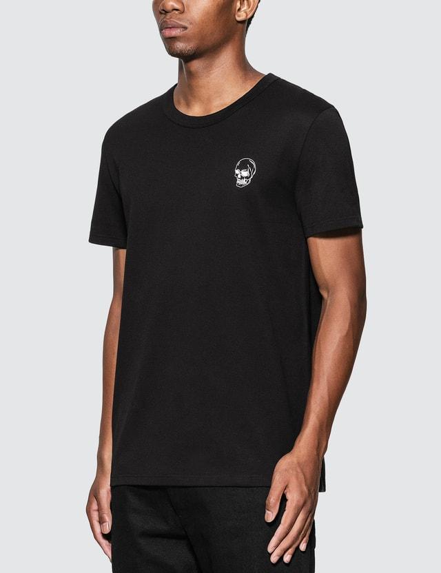Alexander McQueen Classic Skull Print T-Shirt