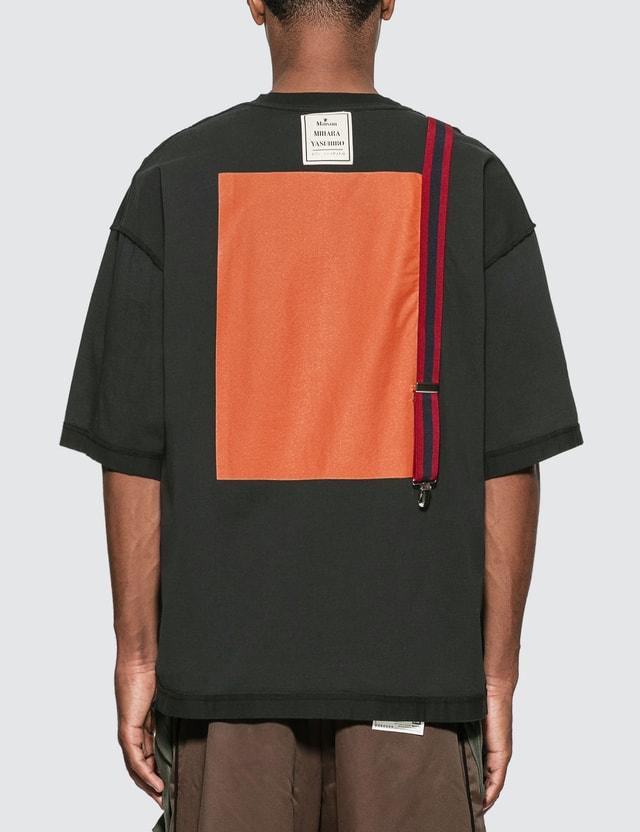 Maison Mihara Yasuhiro Suspender T-Shirt
