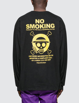 #FR2 One Piece x #FR2 Smoking Kills L/S T-Shirt