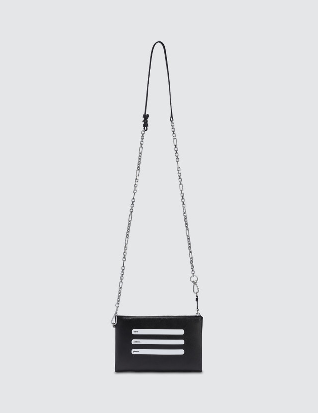 Maison Margiela Delivery Chain Cross Body Bag