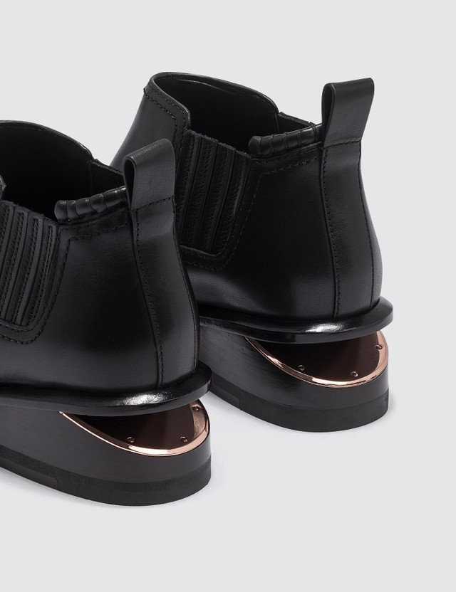 Alexander Wang Kori Bootie with Rose Gold