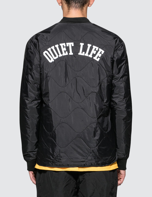 The Quiet Life Rose Waves Shell Jacket