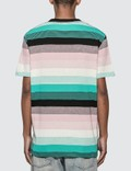 Loewe Loewe Stripe T-Shirt Multi Men