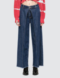 Aalto Jeans With Pleats Picture