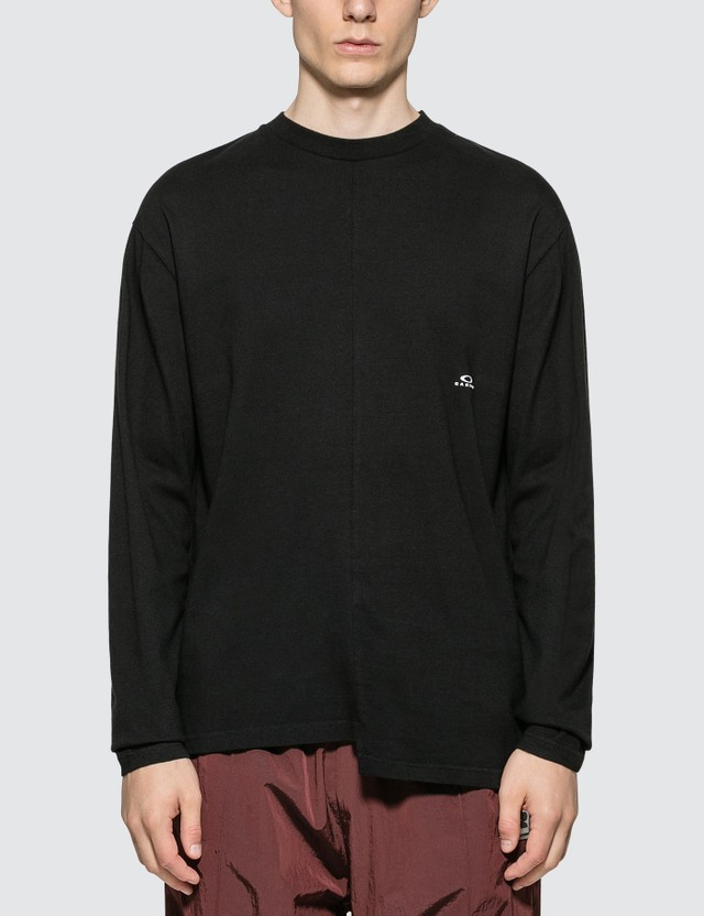 Oakley by Samuel Ross Asymmetric Long Sleeve T-Shirt