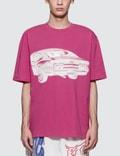 CALVIN KLEIN JEANS EST.1978 Car Print S/S T-Shirt Picutre